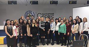 В місті Дніпро провели тренінг «Клієнтоорієнтованість тавражаючий сервіс»