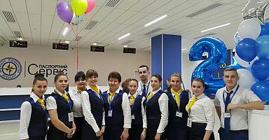 Вітання із річницею працівників м. Дніпра!